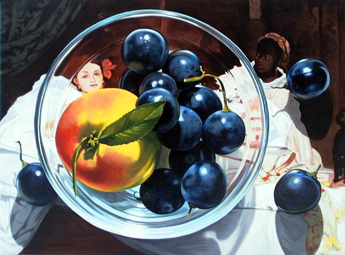Still Life After Manet