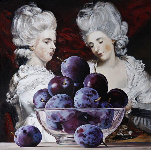 Ladies and Plums